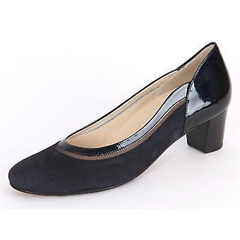 Hassia Rimini 930 462430000 Ozean Samtziegeleder 930462430000 universal all year women shoes