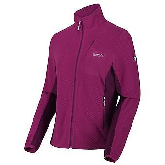 Regatta Vivid Viola Womens Highton Full Zip Fleece