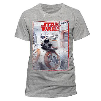 Star Wars BB8 Droid The Last Jedi Episode VIII Official T-Shirt