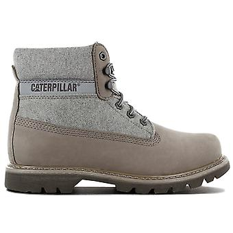 CAT Caterpillar Colorado Wool P722966 Men's Boots Grey Sneaker Sports Shoes