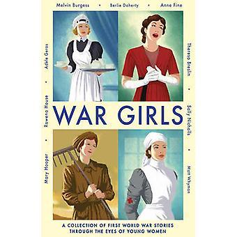 البنات الحرب من أديل جراس-ملفين بورغيس-بيرل دوهرتي-ماري Hoo
