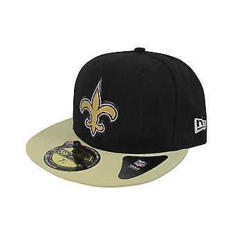 New Era 59Fifty NFL New Orleans Saints Draft Cap