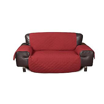 3 Seater Quilted Sofa Protector Throw Furniture Protector Cover