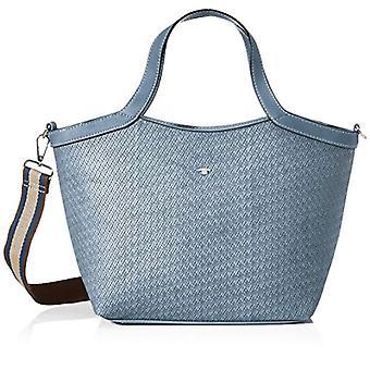 Tom Tailor Acc Messina - Blue Women's Tote Bags (Dunkelblau) 38.5x25x12.5 cm (W x H L)