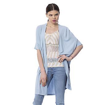 Silvian Heach Women's Light Blue Pullover