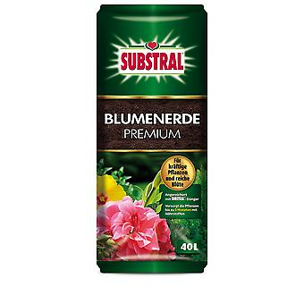 SUBSTRAL® Premium Potting Soil, 40 litres