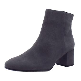Högl 6-10 4112 Daydream Stylish Ankle Boots In Grey Suede