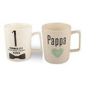 Til Daddy Mug 2-pack, Fars dag
