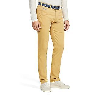 Meyer Cotton Chicago Trouser Mustard