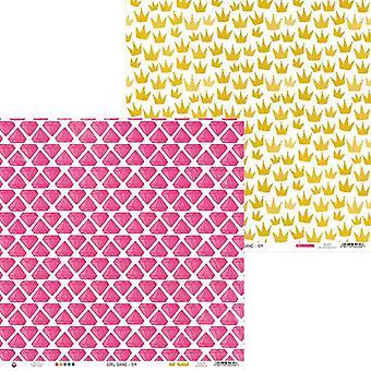 Piatek13 - Paper Girl Gang 04 P13-GRL-04 12x12