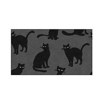 Kids Rug - Cats II - Wasbaar - 65 x 115 cm