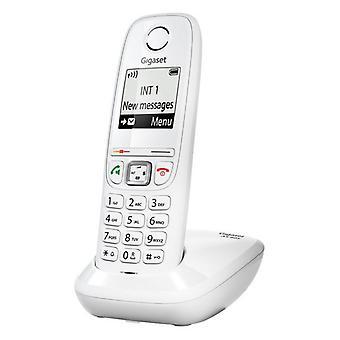 الهاتف اللاسلكي جيجاست AS405 الأبيض