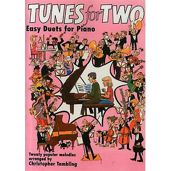 Tunes for Two Easy Duets for Piano  Grade 13 by Edited by Christopher Tambling