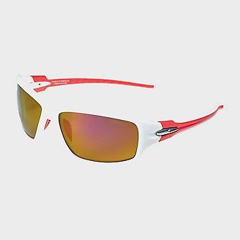 Nieuwe Zondaar Ros Sintec Sport zonnebril wit/rood