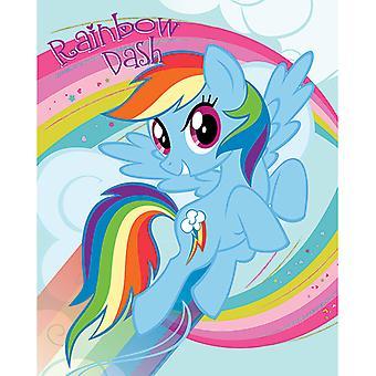 My Little Pony Rainbow Dash Mini Juliste