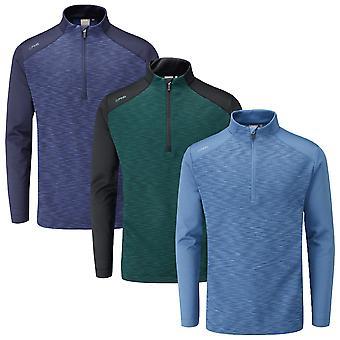 Ping Mens Caldern Golf Half Zip Thermal Water Resistant Pullover