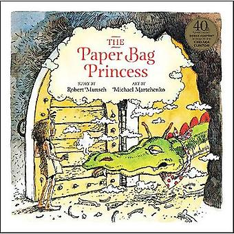The Paper Bag Princess 40th anniversary edition by Robert Munsch - 97