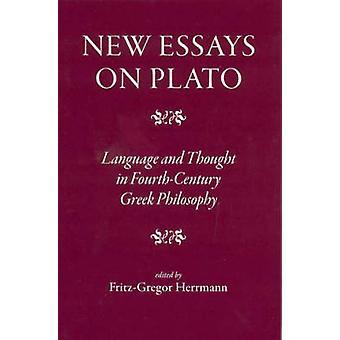 New Essays on Plato by Fritz-Gregor Herrmann - 9781905125104 Book