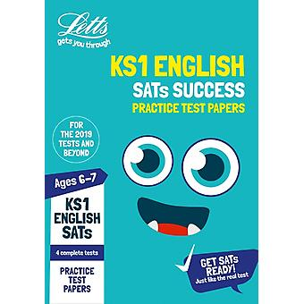 KS1 English SATs Practice Test Papers
