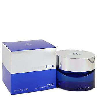 Aigner Blue (azul) Eau De Toilette Spray By Etienne Aigner 4.2 oz Eau De Toilette Spray