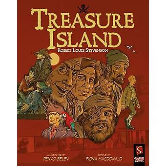 Treasure Island by Robert Louis Stevenson - 9781913337056 Book
