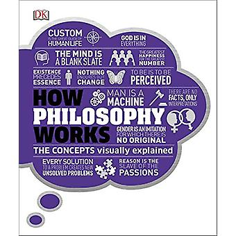 How Philosophy Works - The concepts visually explained by DK - 9780241