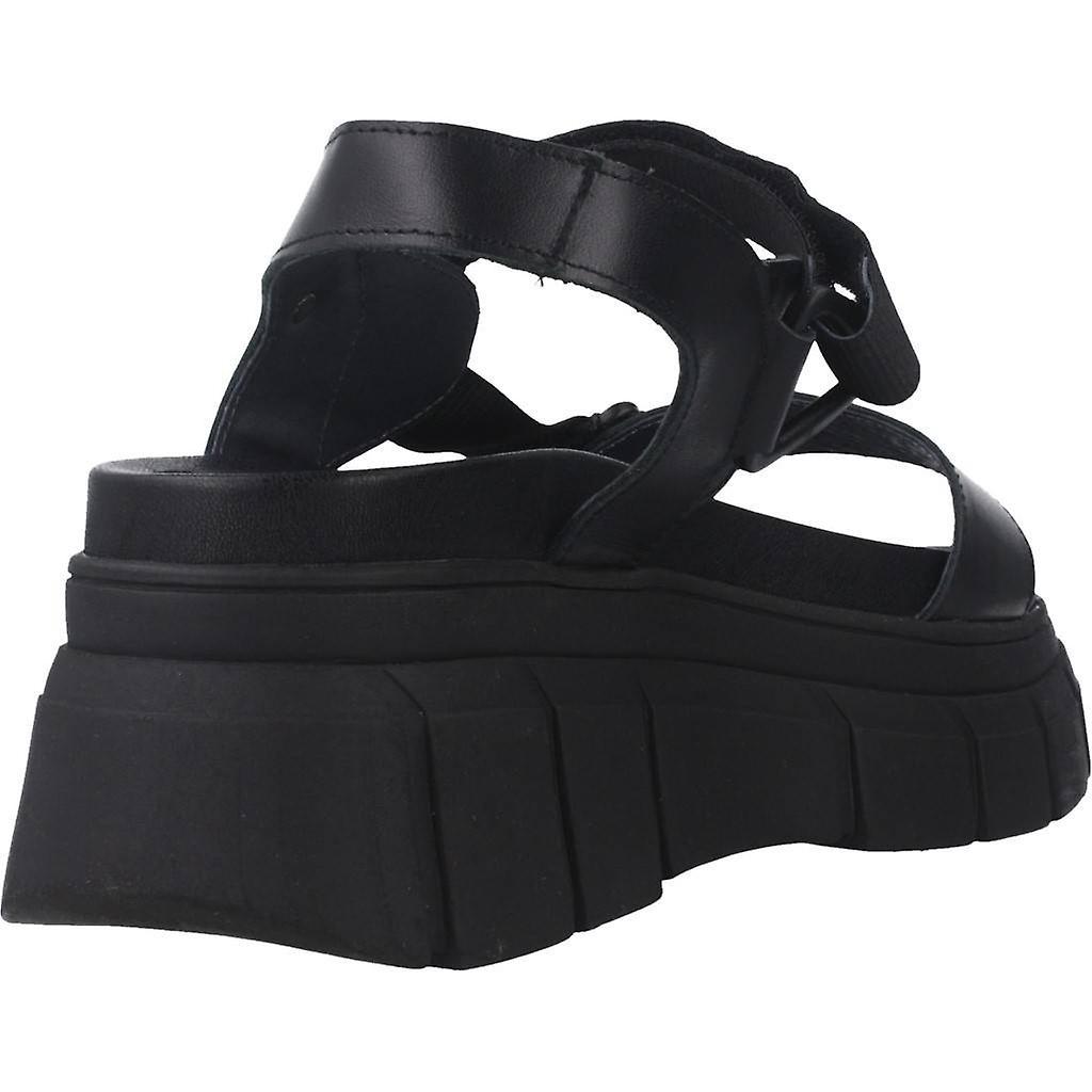 Yellow Sandals Zip Color Black