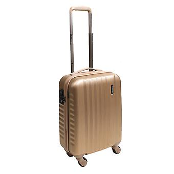 March15 Ribbon SE Handbagage Trolley S dames, 4 wielen, 55 cm, 40 L, Goud
