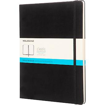 Moleskine Classic XL Hard Cover Dotted Notebook