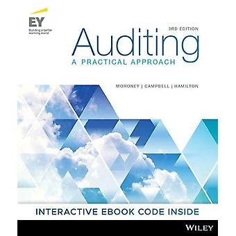 Auditing - A Practical Approach by Robyn Moroney - 9780730364573 Book