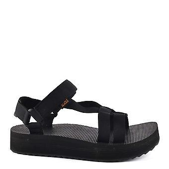 Teva Midform Arivaca Black Sandal