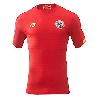 2020-2021 Costa Rica Home Shirt