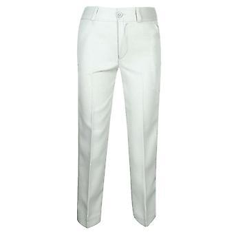 男の子クリーム聖体拝領のスーツのズボン