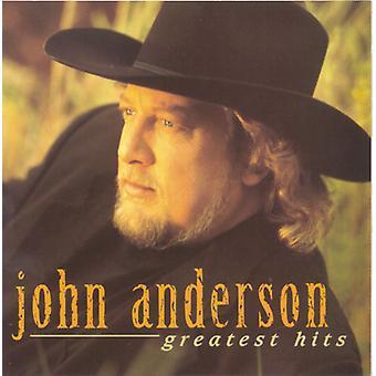 John Anderson - Greatest Hits [CD] USA import