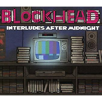 Blockhead - Interludes After Midnight [CD] USA import