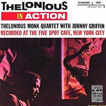 Thelonious Monk - Thelonious in Action [Vinyl] USA import