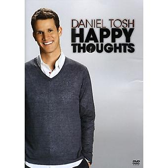 Daniel Tosh - Happy Thoughts [DVD] USA import