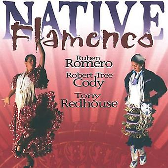 Romero/Cody/Redhouse - importation USA Native Flamenco [CD]