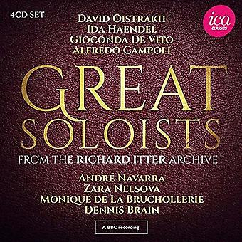 Great Soloists [CD] USA import