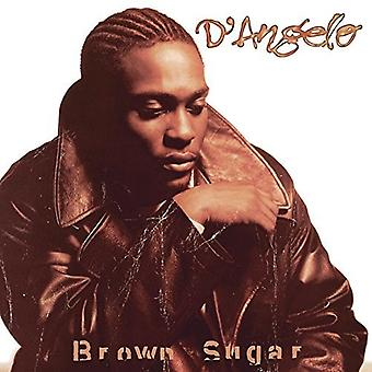 D'Angelo - Brown Sugar [CD] USA import