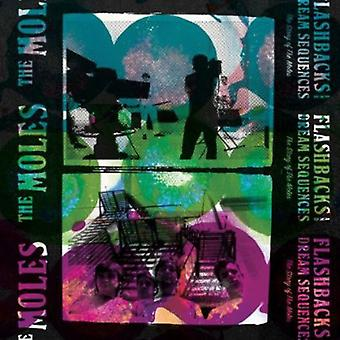 Moles - Flashbacks & Dream Sequences: Story of the Moles [CD] USA import