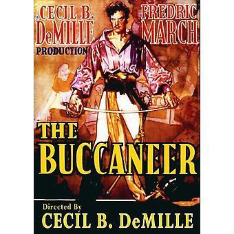 De VS Buccaneer [DVD] importeren