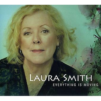 Laura Smith - importation USA tout est en mouvement [CD]