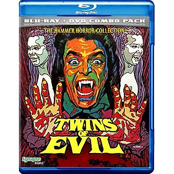 Twins of Evil [BLU-RAY] USA import