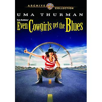 Même Cowgirls Get the Blues [DVD] USA import