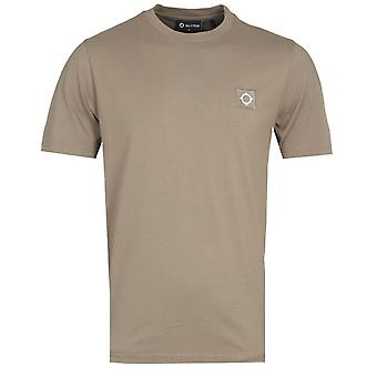 MA.Strum Dark Beige Icon T-Shirt