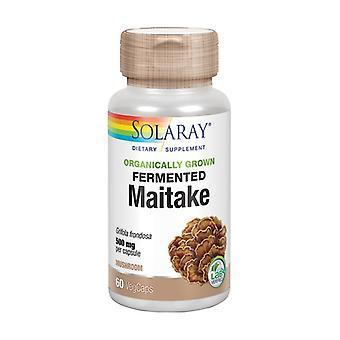 Fermented Maitake 60 vegetable capsules of 500mg