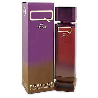 Q essência eau de parfum spray por armaf 551452 100 ml