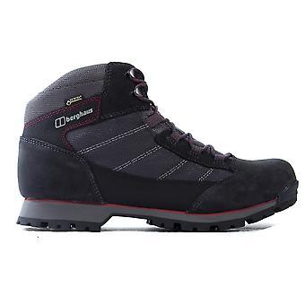 Berghaus Hillwalker GTX hombres al aire libre walking walking trekking zapato bota negro