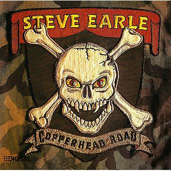 Steve Earle - importation USA Copperhead Road (LP) [Vinyl]